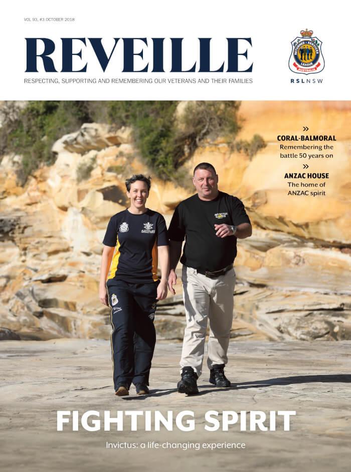 RSL NSW Reveille October 2018