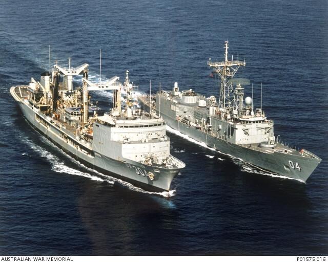 Gulf War - Credit Australian War Memorial
