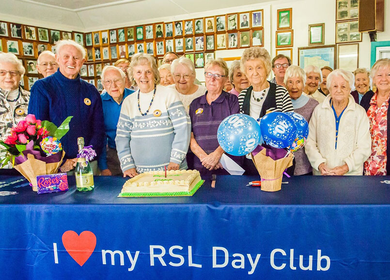 RSL Day Clubs - Image credit Department of Veterans Affairs
