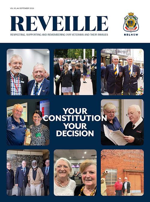 Reveille - September 2019