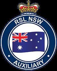 RSL Auxiliary logo